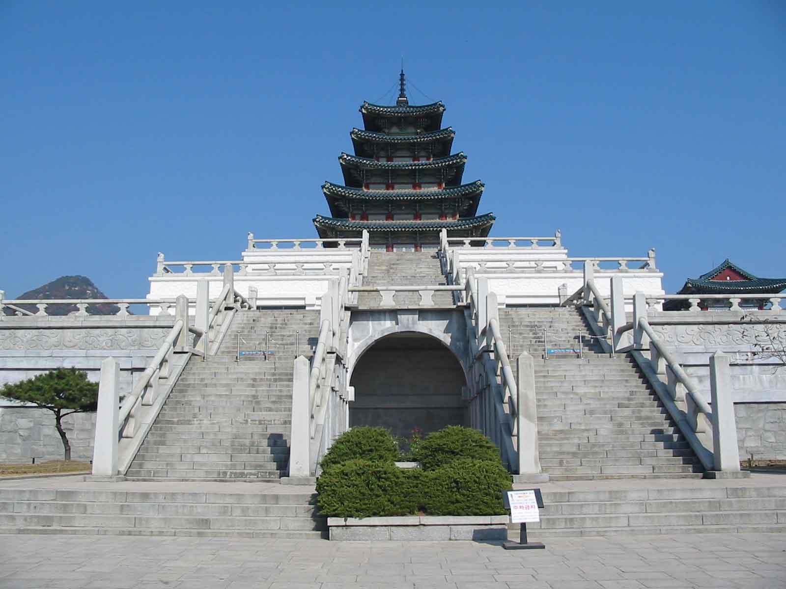 Dịch vụ chuyển phát nhanh quốc tế đi Hàn Quốc
