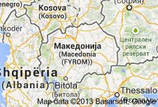 Chuyển phát nhanh đi Macedonia