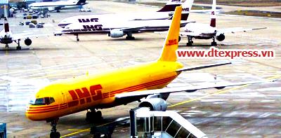 DHL Việt Nam, chuyển phát nhanh DHL quốc tế chuyên nghiệp