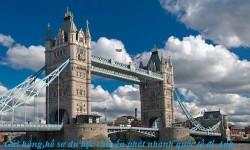 Gửi hàng,hồ sơ du học chuyển phát nhanh quốc tế đi Anh