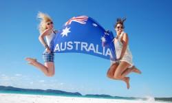 Chuyển phát nhanh đi Úc-Australia