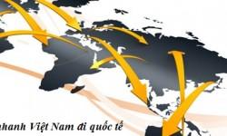 Chuyển phát nhanh Việt Nam đi quốc tế