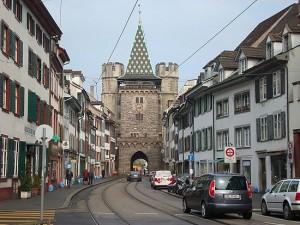 Chuyển phát nhanh đi Switzerland