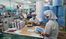 Gửi khẩu trang y tế-Quần áo bảo hộ đi Châu Âu-Mỹ-Nhật